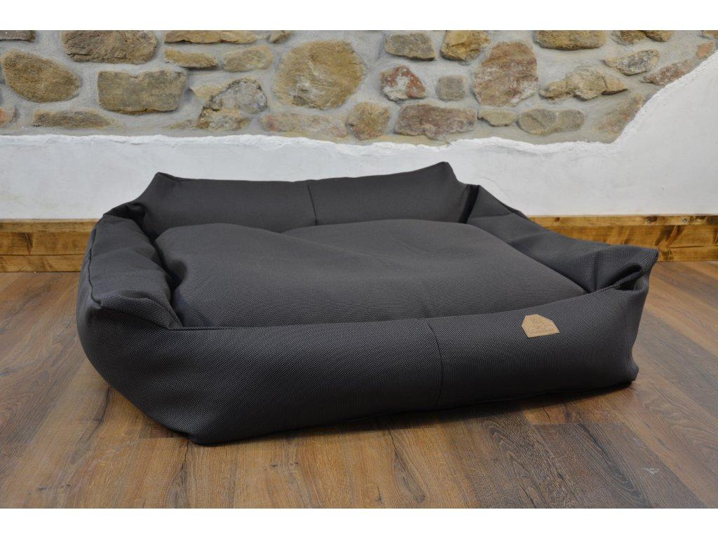 Cerino pelech Křeslo Imola M ORCA 125 x 115 x 15 cm - Textilní zátěžová látka - CELOKROPENATÝ