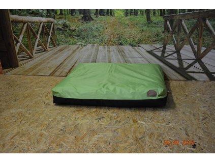 Cerino Pelech ModenaK28 - 100x85x15, ecokůže ,limetkově zelená
