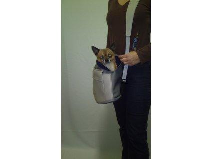 Cerino taška na psa Bao pravá