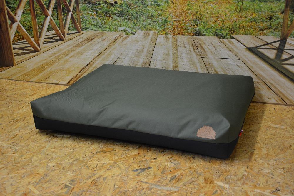 Cerino pelech Modena - khaki 100x85x15cm