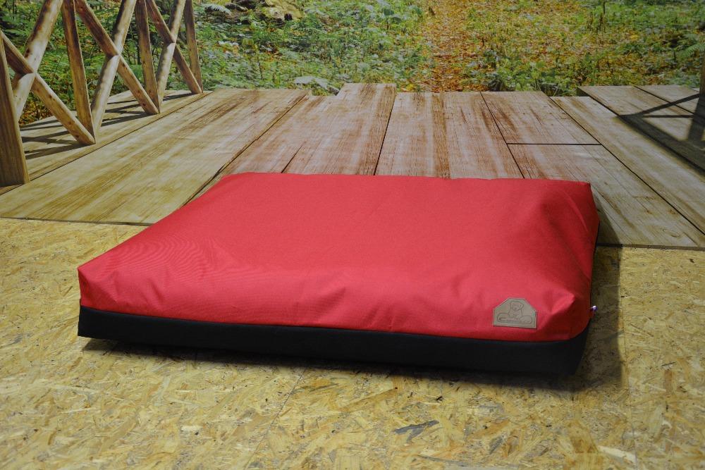 Cerino pelech Modena - červená 100x85x15cm