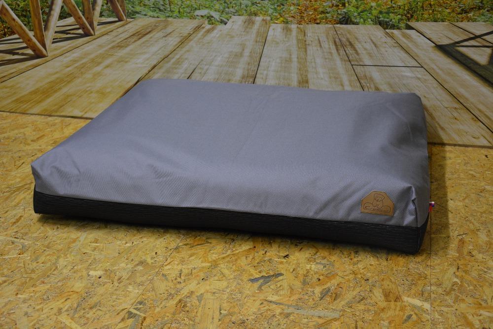 Cerino pelech Modena - světle šedá 100x85x15cm