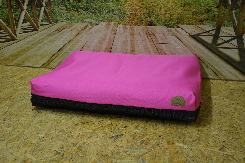 Cerino pelech Ortona - CODURA růžová 160x120x15cm