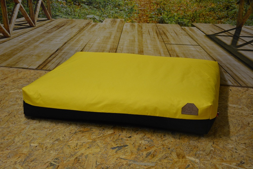 Cerino pelech Ortona - CODURA žlutá 160x120x15cm