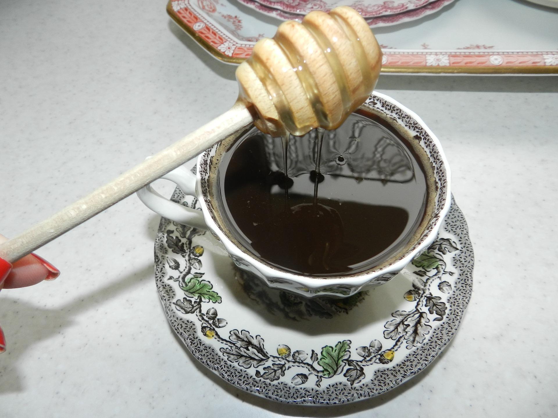 Černá pečená káva co vás dostane do kondice