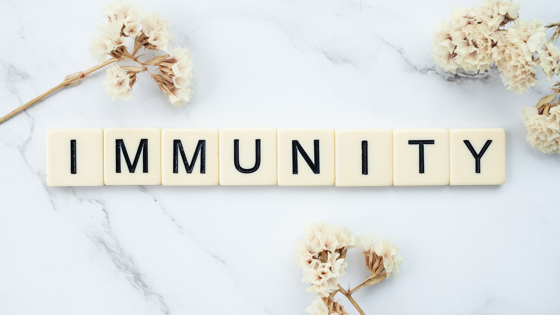 Imunita není vohrožení pouze vzimních měsících