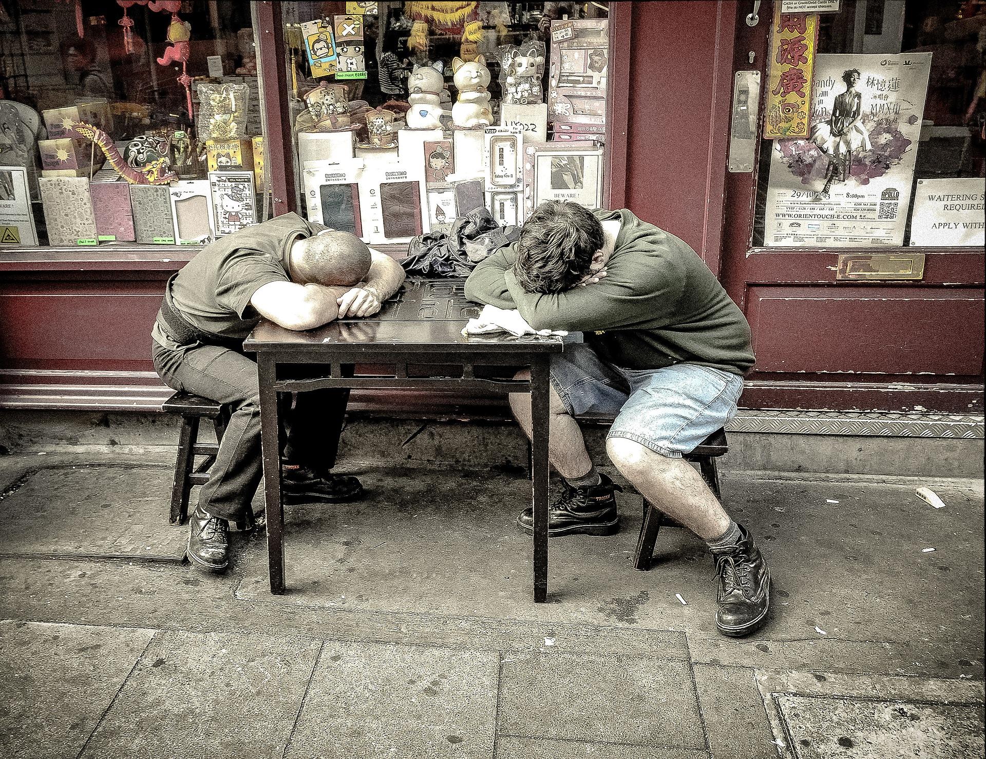 Ste vyčerpaní?