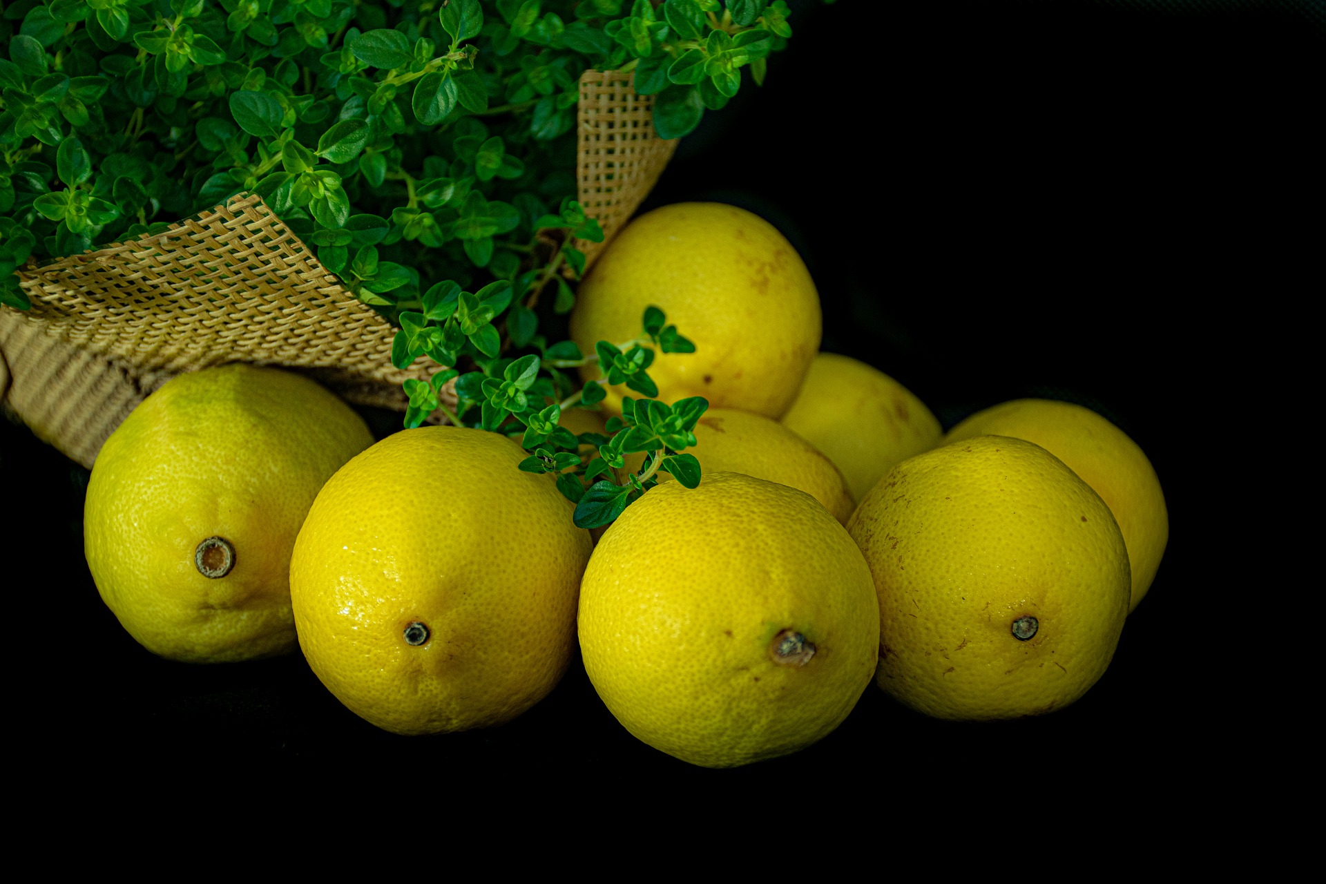 lemons-4529721_1920