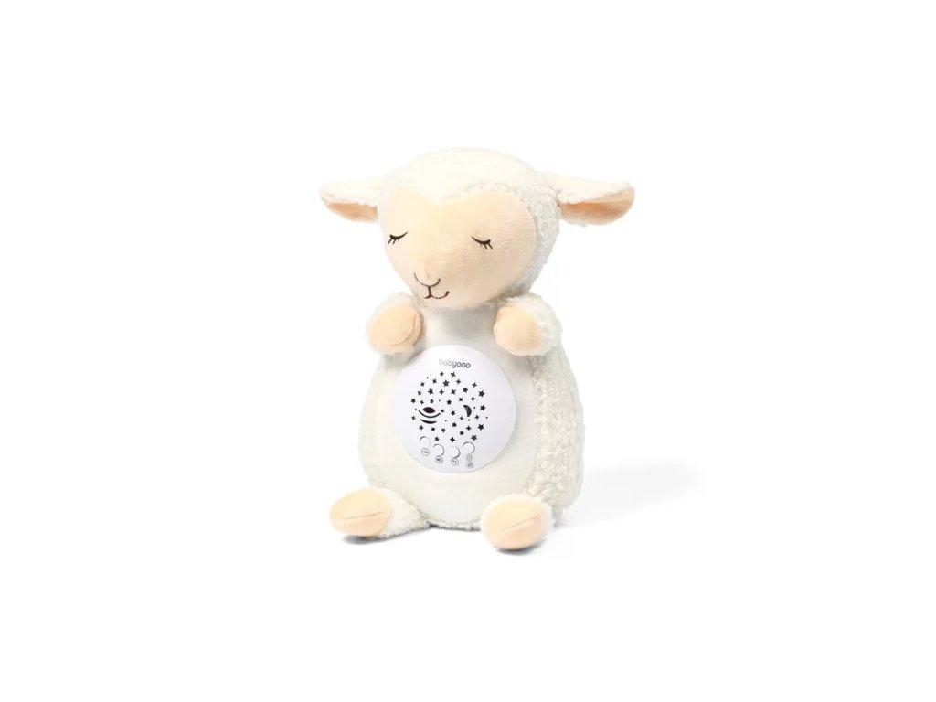 pol pl Przytulanka projektor SHEEP SCARLET BabyOno 57093 2