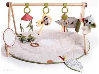 i tiny love gimnastyka dla bobasa z drewnianym stojakiem boho chic tl1206806830