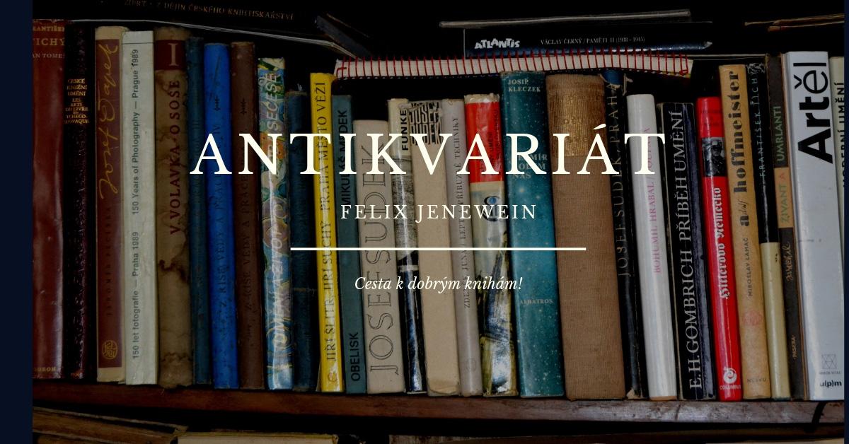 Antikvariát Felix Jenewein Kutná Hora