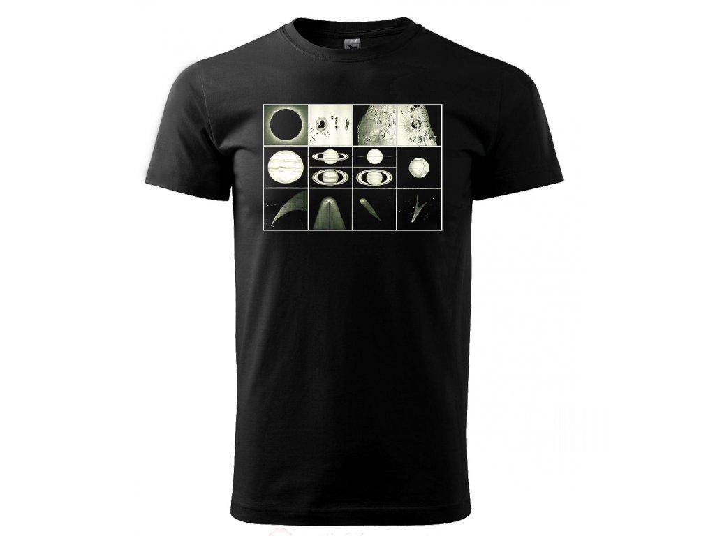 planety pánské tričko