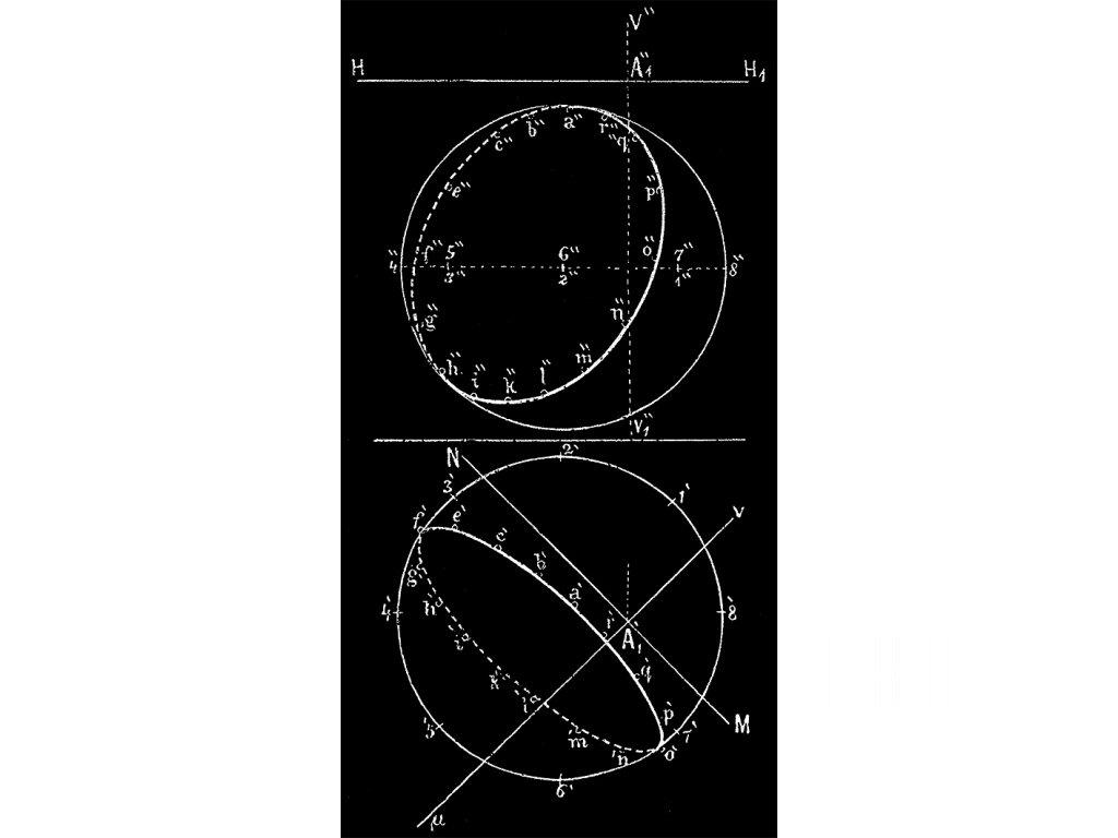 d3a92a18d8c Geometrie - tričko s potiskem - Černé triko