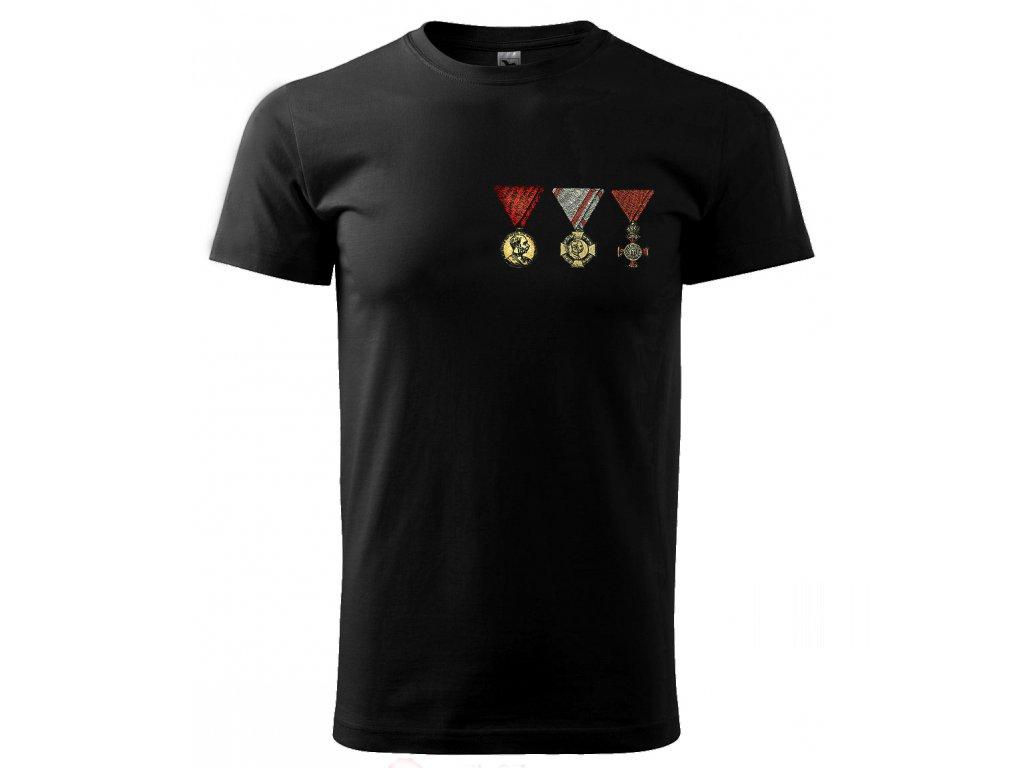 vyznamenaní František Josef tričko
