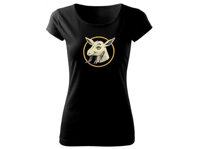 koza dámské tričko