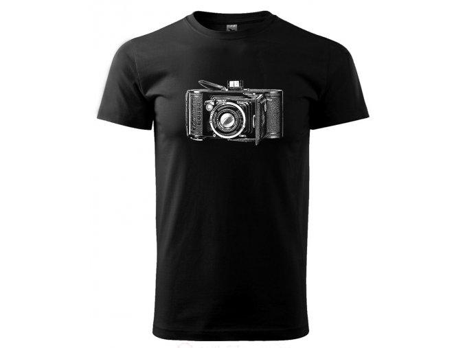Bessa - tričko s klasickým foťákem