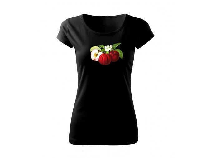 jablka dámské triičko