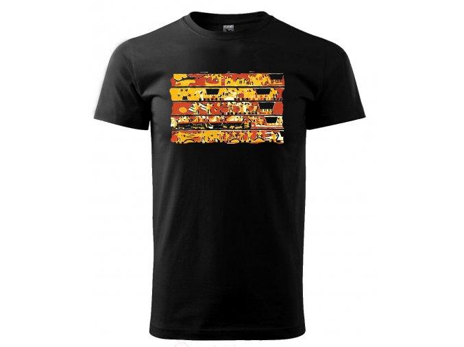 mexiko pánské tričko