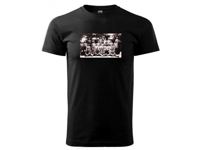 pánské tričko Fr. Josef vojáci