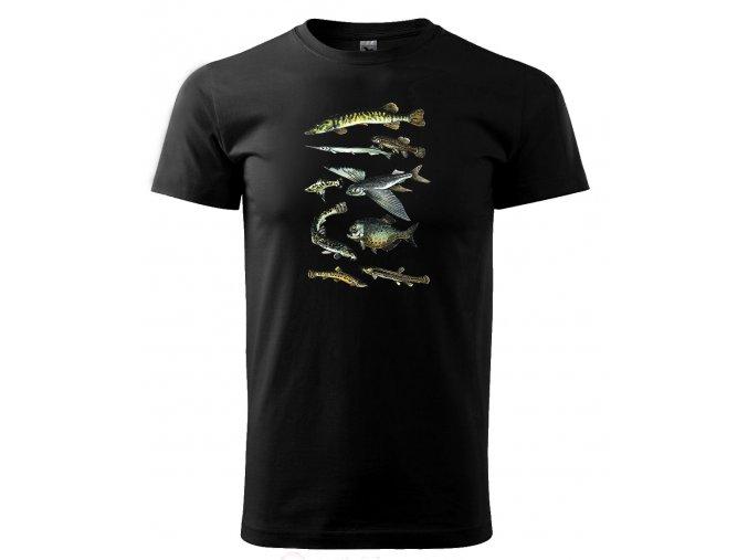 ryby2 tričko