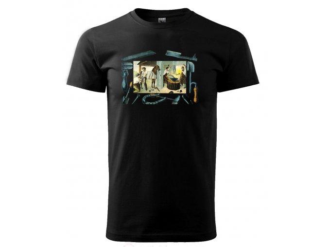 kovář tričko