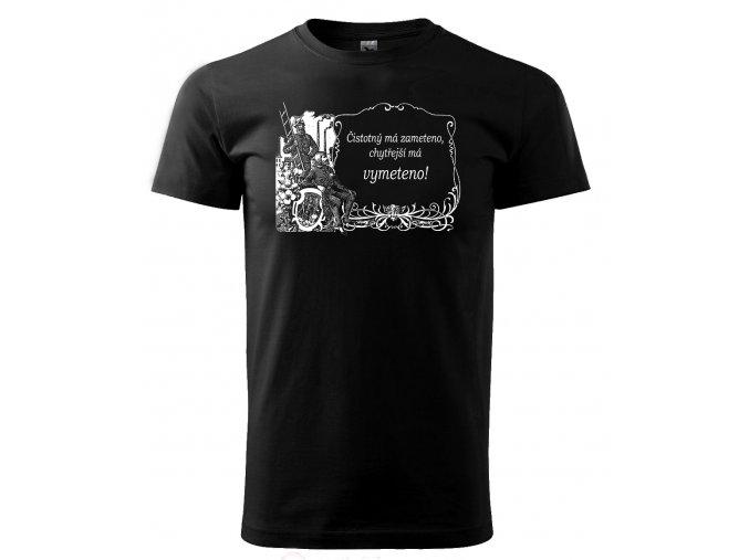 kominík pánské tričko