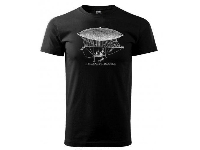pánské tričko horkovzdušný balon