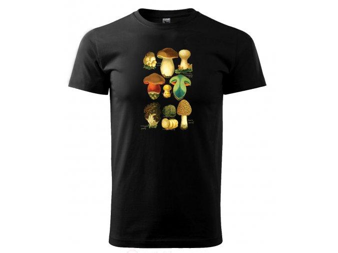 atlas hub na tričku