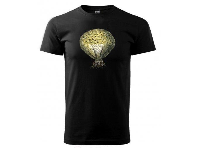 pýchavka tričko s potiskem