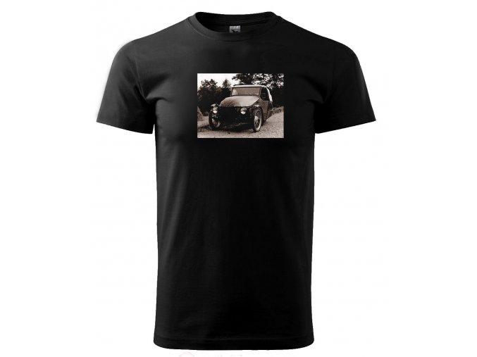tričko s obrázkem, potisk velorex