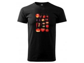 tričko pro zahradníka ovoce