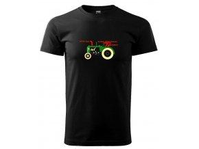 tričko traktor zetor