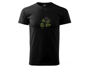 Sečuánský pepř - triko milovníka ostrých jídel