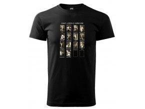 pánské retro tričko erotika vtipné