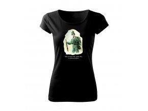 tričko feministka