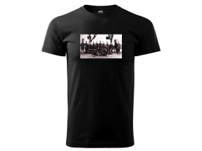 pánské tričko armáda jezdectvo