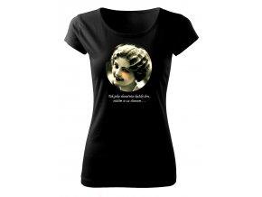 tak jako slunečnice dámské tričko