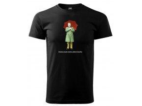 Bouřka pánské tričko
