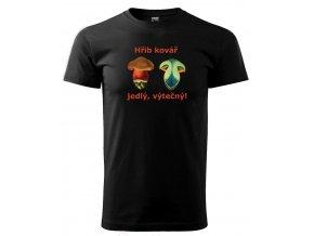 hřib kovář pánské tričko