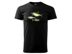 ryby tričko