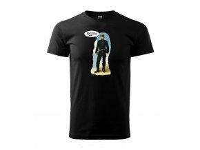 pánské tričko hasič