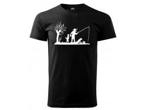 rybář tričko