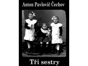 Tři sestry - tričko s potiskem (Pánské/Dámské Pánské černé, Velikost XXL)