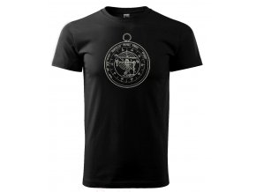 barometr pánské tričko
