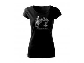 tenisové dámské tričko