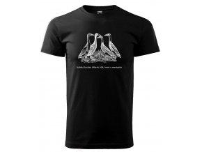 kachny pánské tričko