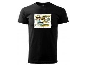 ryby 4 tričko