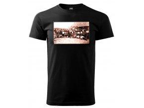 zdař bůh pánské tričko