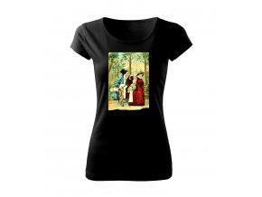 svůdce dámské tričko