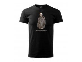 tričko s obrázkem císaře Františka Josefa I
